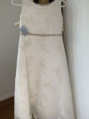 Flower girl dress / wedding for Sale in St. Louis, MO