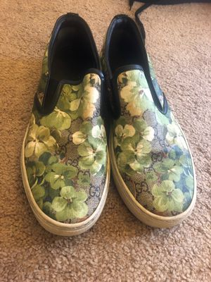 Men Gucci sneakers size 10 for Sale in San Diego, CA