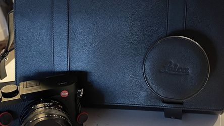 Leica Day Bag for the Q or Q2 for Sale in Los Angeles,  CA