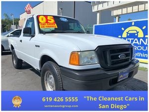 2005 Ford Ranger for Sale in Chula Vista, CA