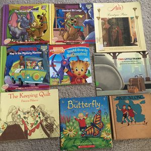 Kids Books Around 35. for Sale in Norristown, PA