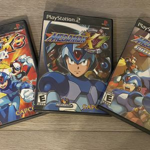 PS2 Mega Man Collection for Sale in Lakeside, CA
