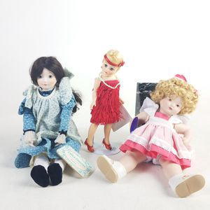 Lot of 3 Collectible Dolls (1022520) for Sale in San Bruno, CA