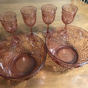 Hard Plastic Bowls and Glasses for Sale in Middletown, CT