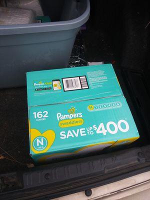 Newborn diapers for Sale in West Covina, CA