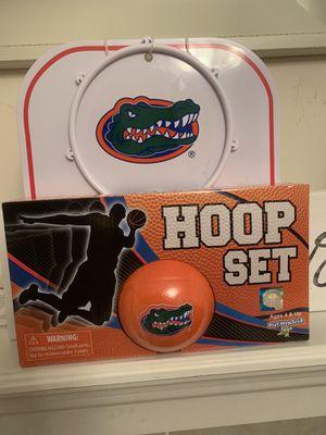 Florida Gators Basketball Hoop Set 🐊 🏀 for Sale in Palm Coast, FL