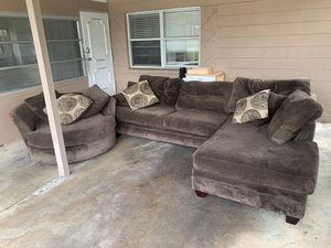 FREE COUCH, need gone for Sale in St. Petersburg, FL
