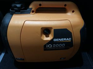 Barely Used Generator GREAT Condition for Sale in Los Angeles, CA