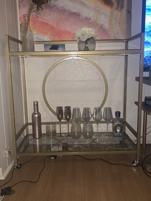 Bar Cart for Sale for Sale in Honolulu, HI