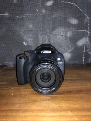 Canon SX30 IS for Sale in Newport News, VA