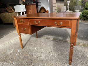 Bombay Company consultation vintage desk for Sale in Portland, OR