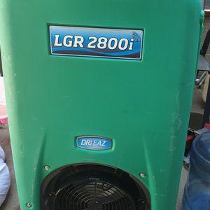 Dri Eaz 2800i Dehumidifier for Sale in Ramona, CA
