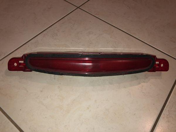 Mazda 3 Trunk Lid High Mounted Stop Light Lamp OEM
