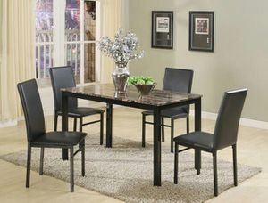 New Dining Table with 4 Chairs for Sale in Austin, TX
