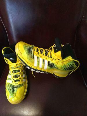 Men's Adidas yellow sz 12 for Sale in Rustburg, VA