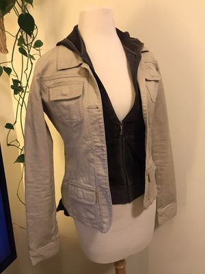 Jacket and juicy zip up for Sale in Bothell, WA