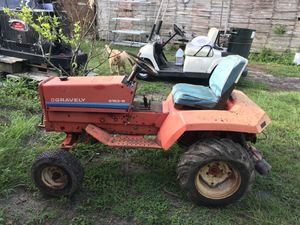 Gravely 8163-B Diesel Farm Tractor for Sale in Clermont, FL