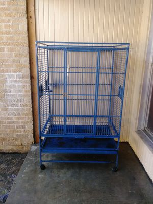 Cage for bird $75.00 dlls for Sale in Carrollton, TX