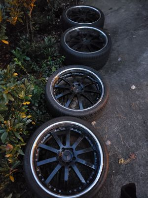 20 inch 5x112 wheels for Sale in Silver Spring, MD