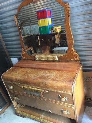 Antique Art Deco dresser for Sale in Peabody, MA