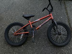"""Mirraco kids BMX style 16"""" bike for Sale in Kirkland, WA"""