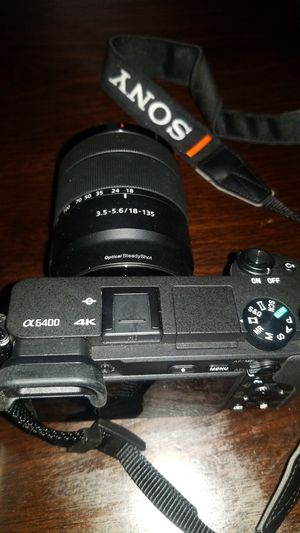 Sony a6400 for Sale in Denver, CO