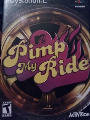 Pimp my ride (Ps2, PlayStation 2) for Sale in Aurora, IL