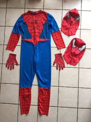 Spider-Man Costume - size 6/8 for Sale in Bethlehem, PA