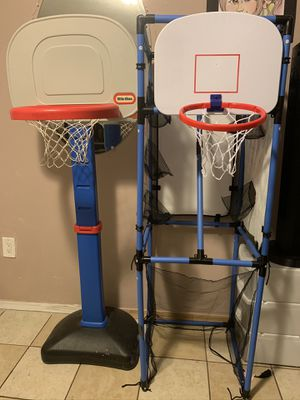 Kids basketball and 5 in one Multi sport game for Sale in Phoenix, AZ