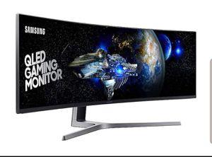 "49"" Samsung Gaming Monitor 4k 144hz for Sale in San Francisco, CA"