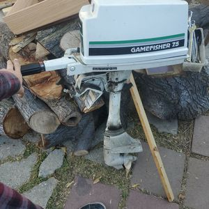 GameFisher 1978 Outboard Motor for Sale in Hacienda Heights, CA