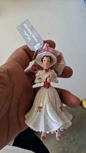 Disney Mary Poppins ornament new 10$ for Sale in Pico Rivera, CA