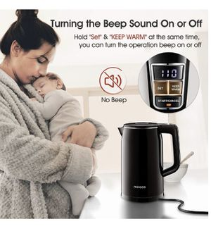 Miroco Electric Kettle for Sale in Alhambra, CA