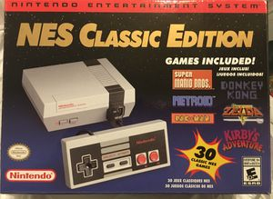 Classic NES Brand New for Sale in Washington, DC