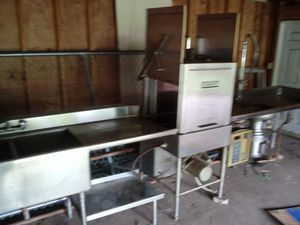 Dishwasher,commercial for Sale in Mitchell, IL