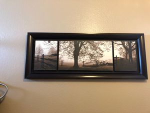 Home decor picture frame for Sale in Rialto, CA