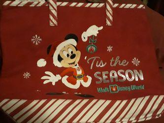 Disney Park Christmas Santa Mickey Tote Bag for Sale in Hialeah,  FL