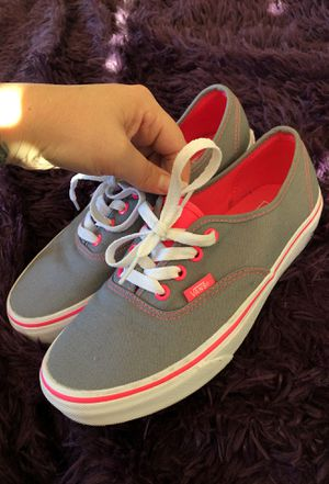 Vans classic size 7 for Sale in Lake Elsinore 3dc42f7a8