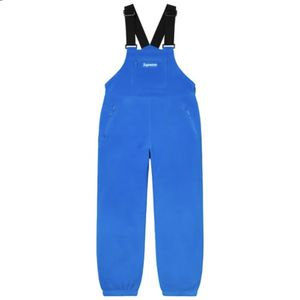 Supreme Polartec Overalls In Blue (FW 2020) for Sale in Chandler, AZ