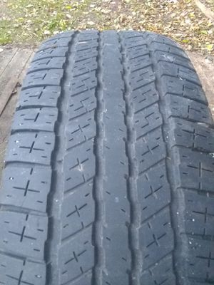Good year tire. Size 265/70/17 for Sale in Alexandria, VA