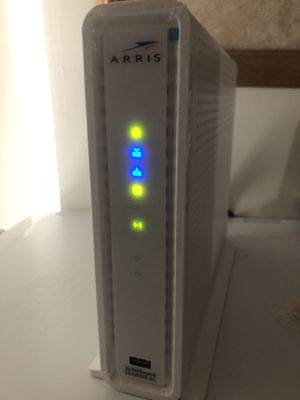 Arris surfboard modem router for Sale in Oviedo, FL