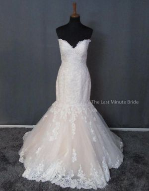 Maggie Sottero Wedding Dress for Sale in Kansas City, MO