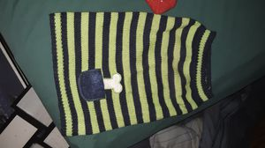 1 - Small Dog Green & Black Sweater for Sale in Cadott, WI