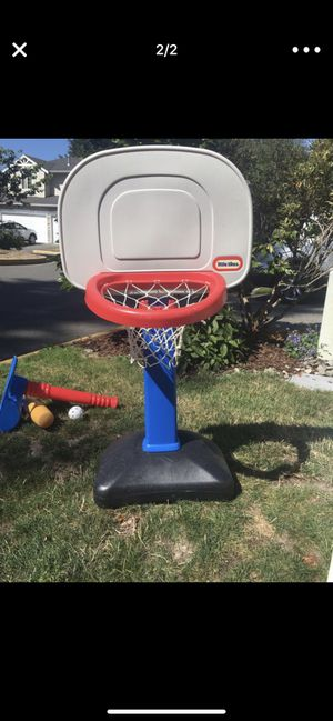 Basketball hoop for kids for Sale in Lynnwood, WA