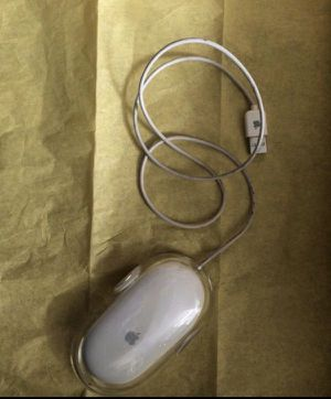 Apple mouse with USB cord, $24 for Sale in Burbank, CA