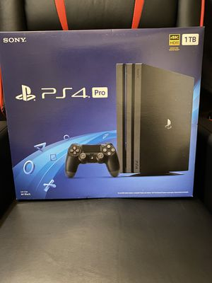 Ps4 pro 1TB for Sale in Silver Spring, MD