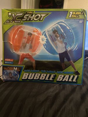 Bubble Ball X Shot for Sale in North Las Vegas, NV