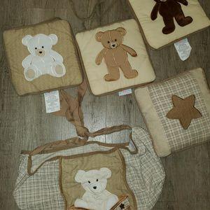 Genny Bear 🐻 Crib Bedding Set for Sale in Renton, WA