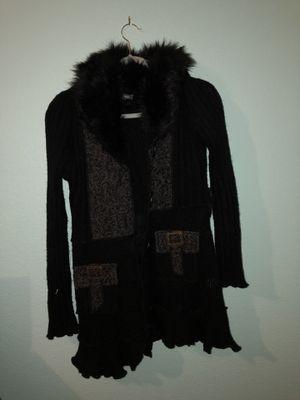 Black long cardigan for Sale in Las Vegas, NV