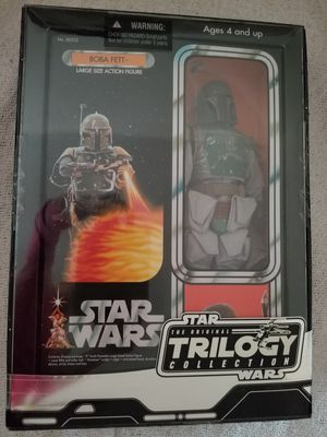 Star Wars collectible action figure Boba Fett for Sale in Las Vegas, NV